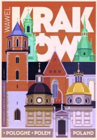 """Jakub Sudra, Kraków -Wawel zcyklu """"Polska"""", 100 Pomysłów Na Prezent do 500 zł"""