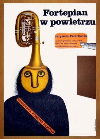 Fortepian wpowietrzu, 1976 r.