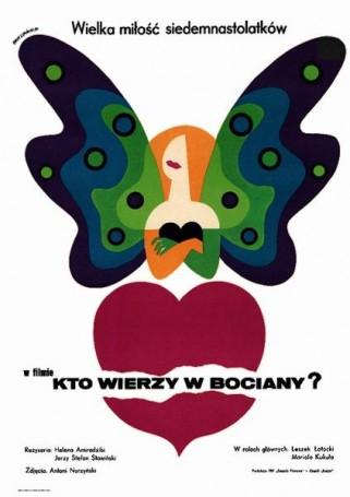 Kto wierzy wbociany?, 1970