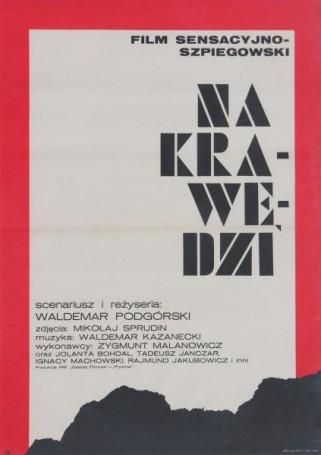 Na krawędzi, 1972 r.