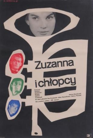 Zuzanna ichłopcy, 1961 r.