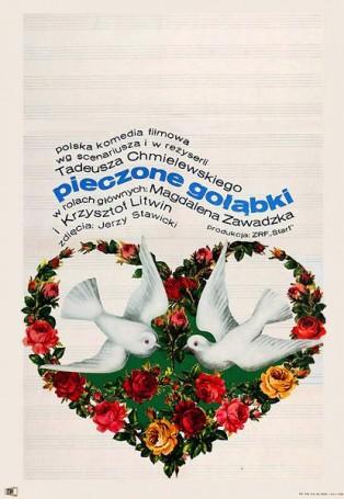 Pieczone gołąbki, 1966 r.