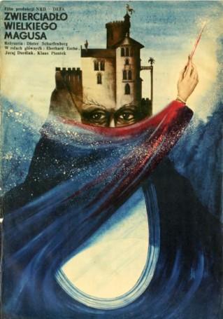 Zwierciadło wielkiego magusa, 1981 r.