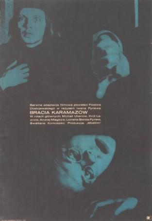 Bracia Karamazow, 1969 r.