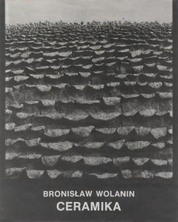 Bronisław Wolanin -Ceramika, 1989
