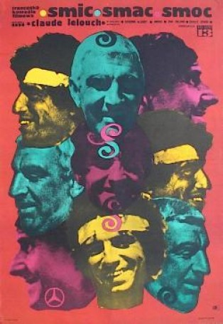 Smic, smac, smoc, 1973