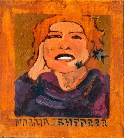Norma Shrearer, 2010 r.