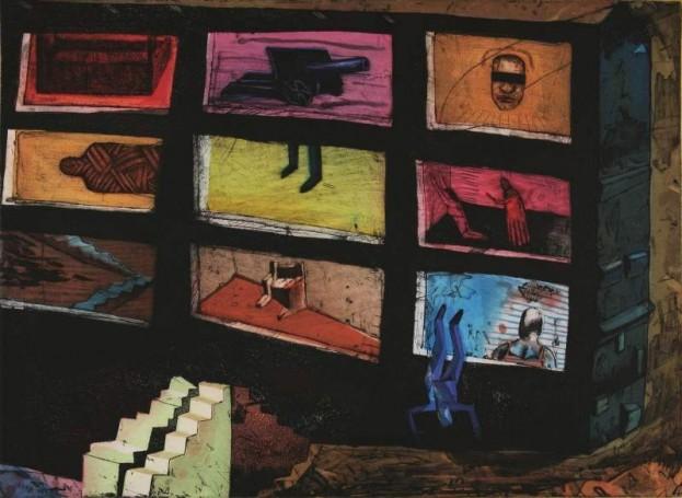 Zły dom, 1995 r.