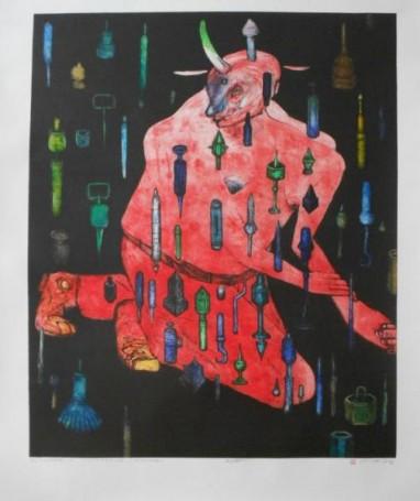 Biografia człowieka smoka, 2016 r.