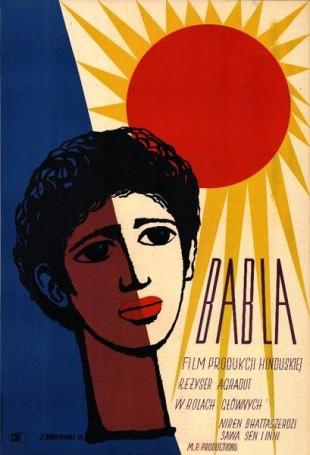 Babla, 1954 r., reż. Agradut