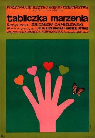 Tabliczka marzenia, 1968 r.