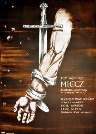 Miecz, 1978 r.