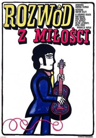 Rozwod zmilosci, 1968