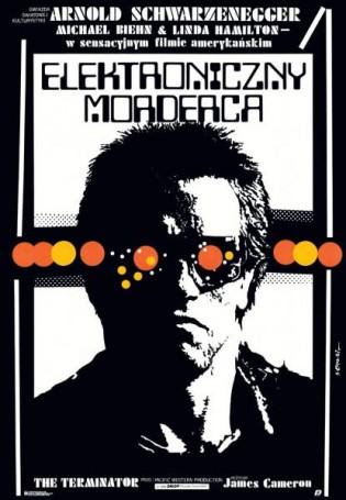 Jakub Erol, Elektroniczny morderca (The Terminator), 2017