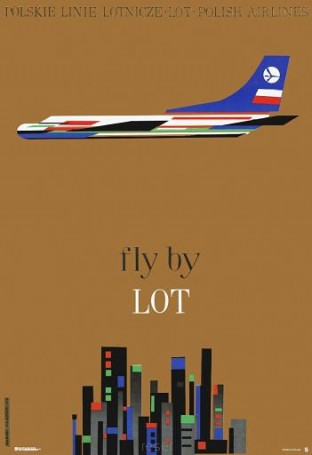 Hubert Hilscher, Polskie Linie Lotnicze LOT Polish Airlines fly by LOT, 2017 r.