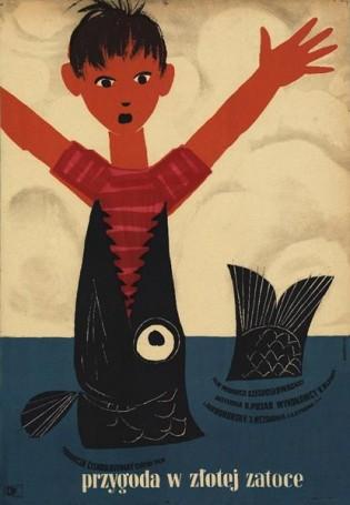 Przygoda wZłotej Zatoce, 1956 r.