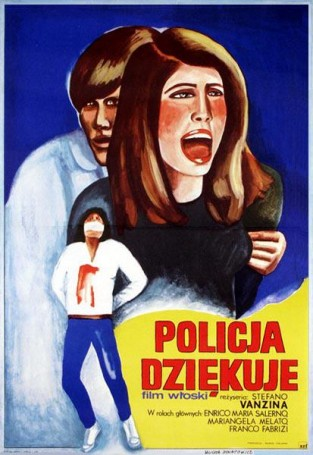 Policja dziekuje, 1976