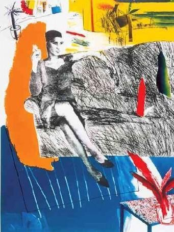 Henryk Ozog, Couch, 1995