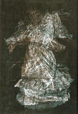 Dorota Kuhn, Wirujące II, 1982 r.