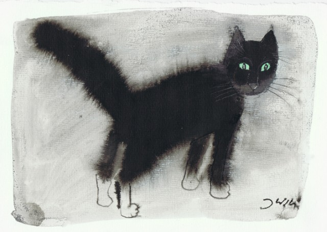 Józef Wilkoń, Kot