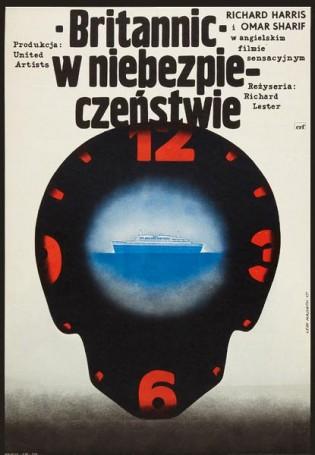Britannic wniebezpieczeństwie, 1975 r.