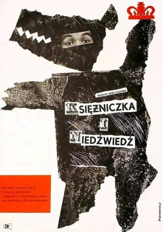 Księżniczka iniedźwiedź 1961 r., reż. Jaroslav Mach