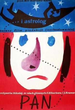 Pan iastrolog, 1960 r.