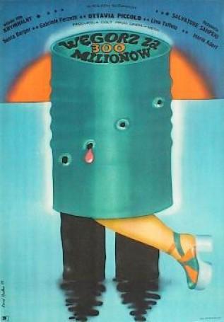 Węgorz za 300 milionów, 1973 r.