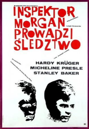 Inspektor Morgan prowadzi śledztwo, 1965 r.