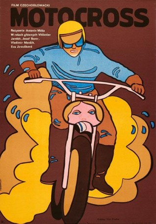 Motocross, 1973 r.