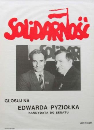Glosuj na Edwarda Pyziolka