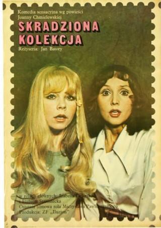 Skradziona kolekcja, 1979