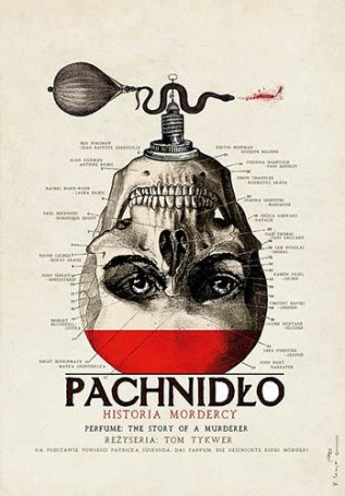 Pachnidlo The Story of a Murderer, 2015, Ryszard Kaja