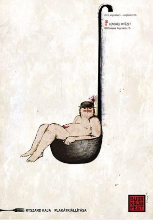 Budakajapest. Ryszard Kaja wystawa