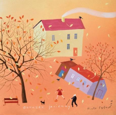 Obrazek jesienny