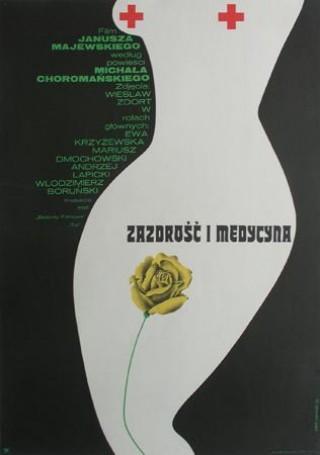 Zazdrość imedycyna, 1970 r.
