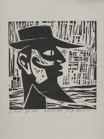 T. Monk, 1963 r.