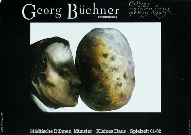 Georg Buchner, 1982 r.