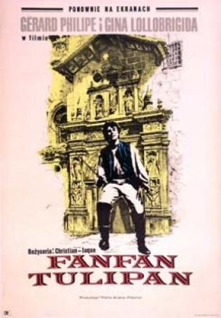 Fanfan Tulipan, 1967 r.
