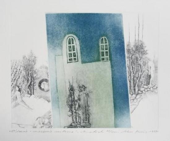 Adam Kwaśny, Widzenie -uniesienie miłosne, 1988 r.