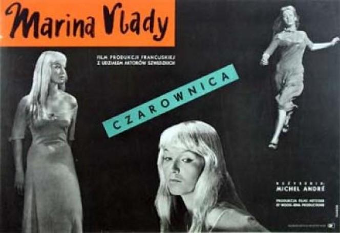Czarownica, 1957 r.