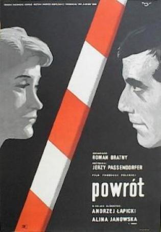 Powrót, 1960 r.