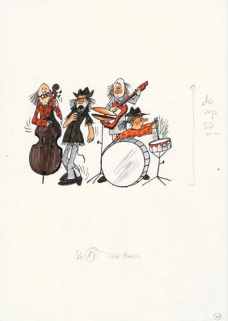 No title (orchestra), illustration