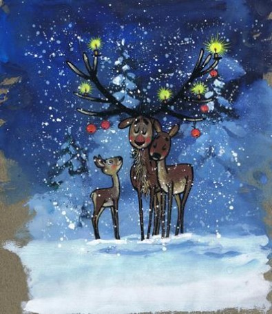 Mirosław Pokora, Projekt karty Bożonarodzeniowej