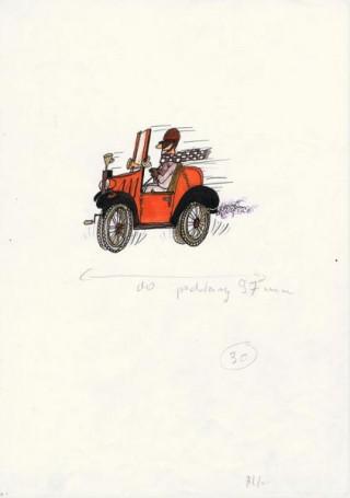 Miroslaw Pokora, Bez tytułu (auto), ilustracja