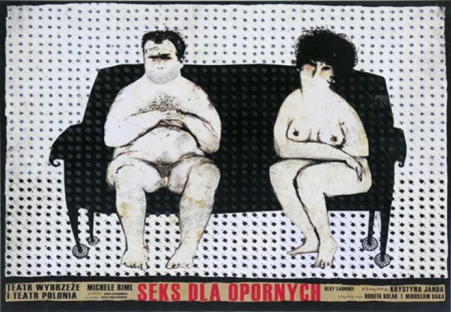 Ryszard Kaja, Seks dla opornych, 2012 r.