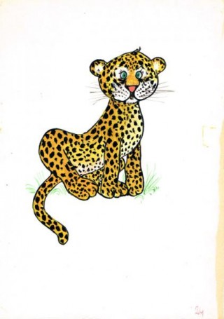 Untitled (Leopard)