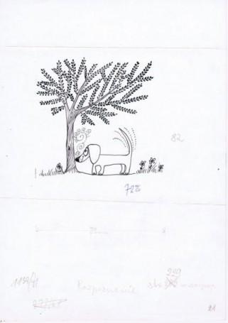 Rozpoznanie, ilustracja