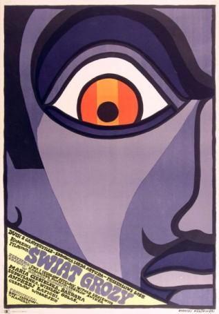 Swiat grozy, 1968, director C. Petelski