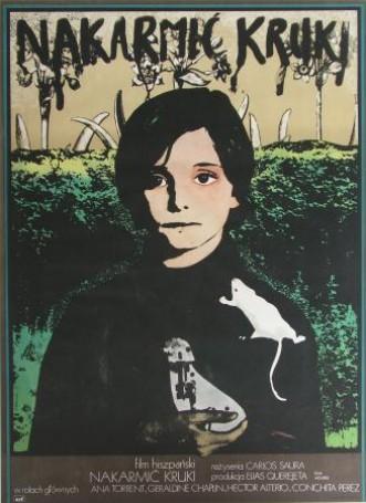 Nakarmić kruki, 1977 r.
